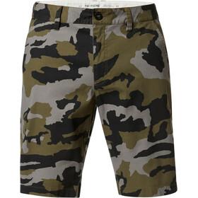 Fox Essex Camo 2.0 Chino Shorts Men green camo